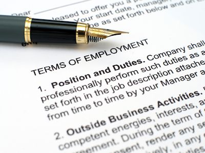 san diego employment contract attorney employer