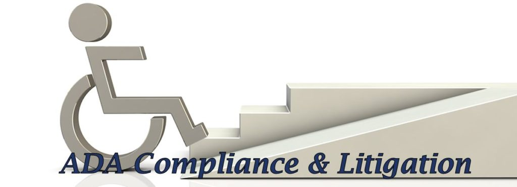 ADA Compliance and Litigation